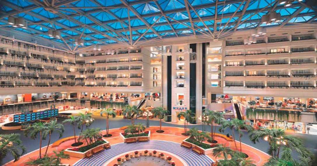 aeroporto-internacional-de-orlando